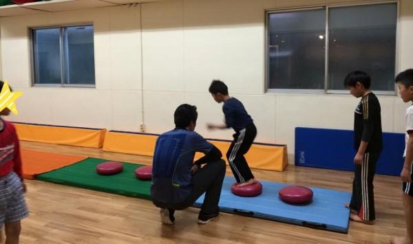スポーツ塾ジュニアクラス体験会