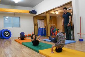 子ども体操教室